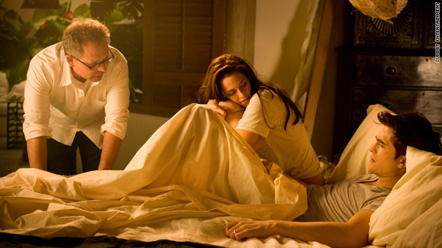 Photos from 'The Twilight Saga: Breaking Dawn -- Part I'