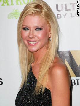 Surprise celebrity weddings: Tara Reid