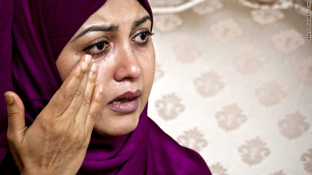 A Muslim family&#039;s 9/11 loss