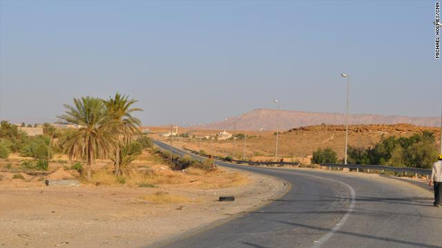 Journey into Libya