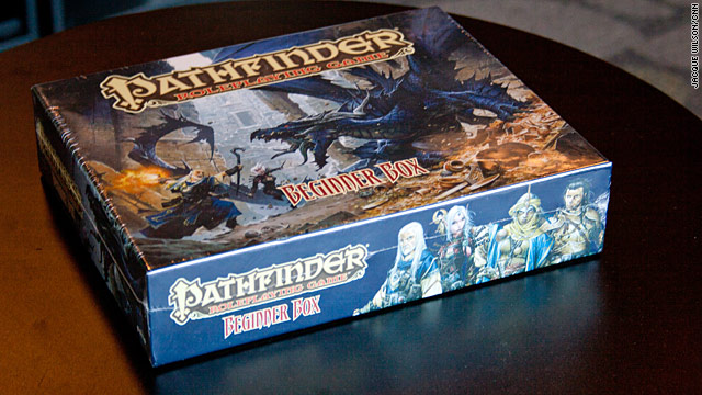 Paizo's Pathfinder Beginner Box