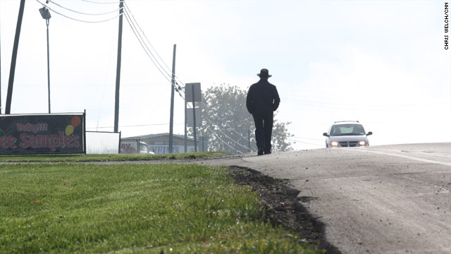 Amish attacks unveil suspected cult