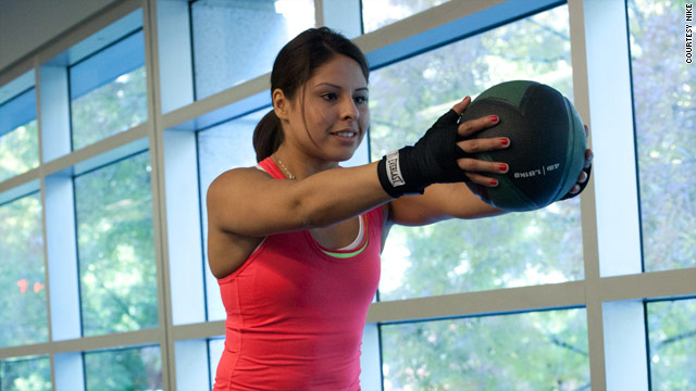 Catching up with boxer Marlen Esparza