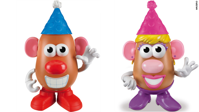 Happy 60th Birthday, Mr. Potato Head!