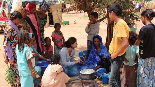 Erin Burnett OutFront in Mali