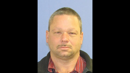 David Burgert is wanted for firing on two sheriff's deputies.