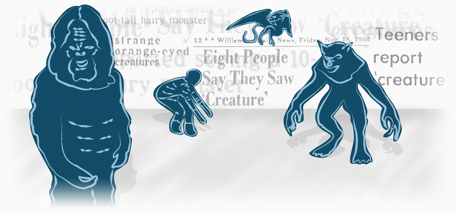 Why Bigfoot is getting nervous