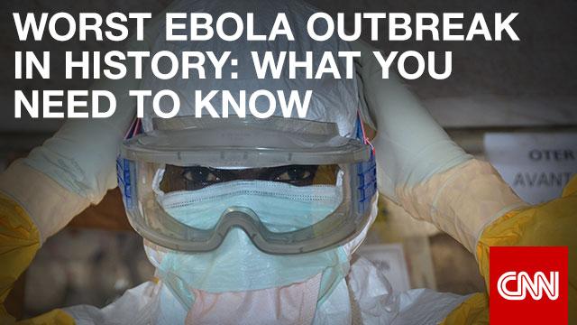 Epidemiology and worst ebola epidemic