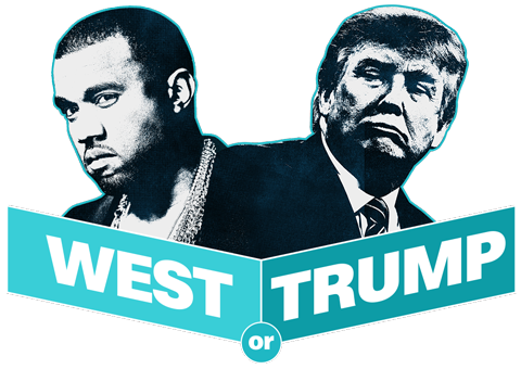West or Trump