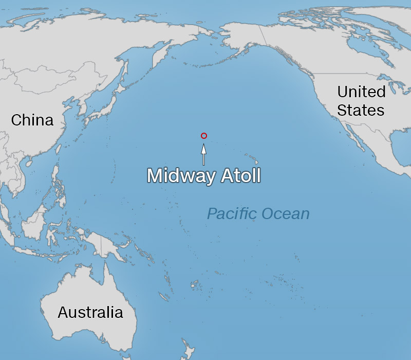 Plastic Island How Our Trash Is Destroying Paradise CNNcom - United states map oceans