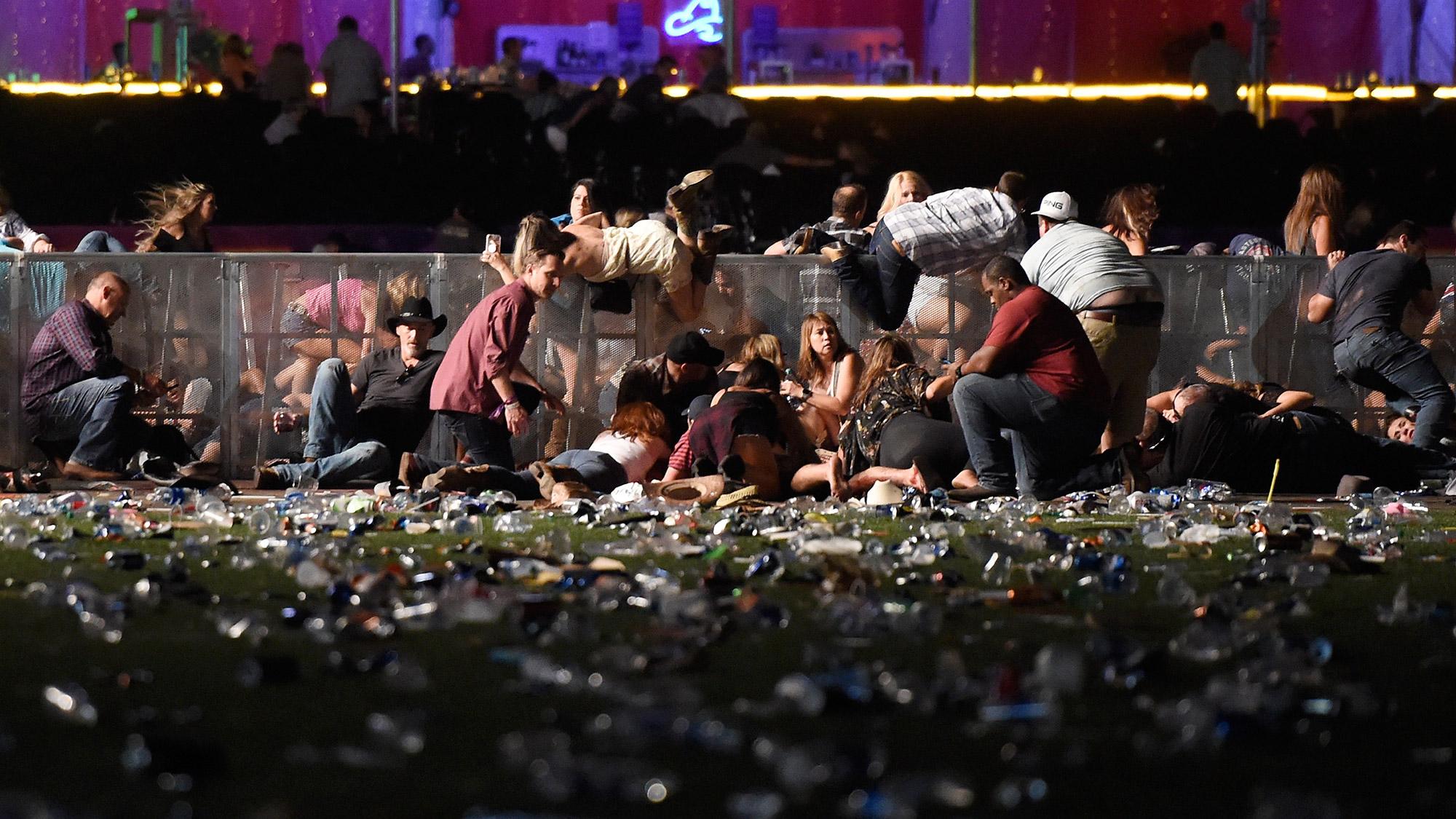 casino video of las vegas shooter