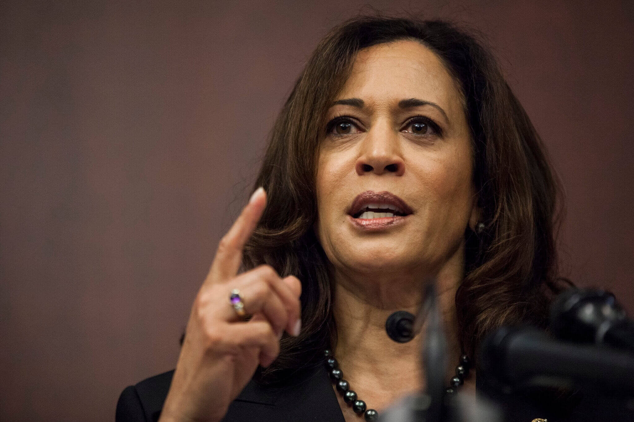 Kamala Harris Rips Up The Script STATE CNN Politics