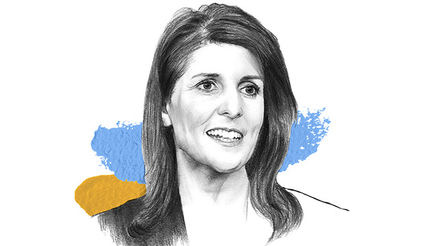 Former SC Gov. Nikki Haley lands Time mag cover