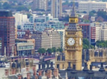 London time-lapse