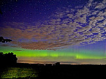 Great aurora display