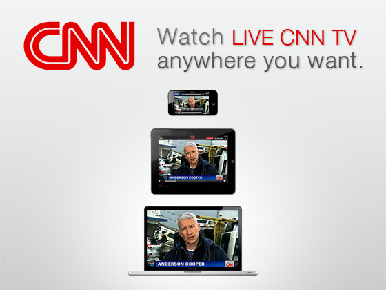 CNN. Watch Live CNN TV anywhere you want
