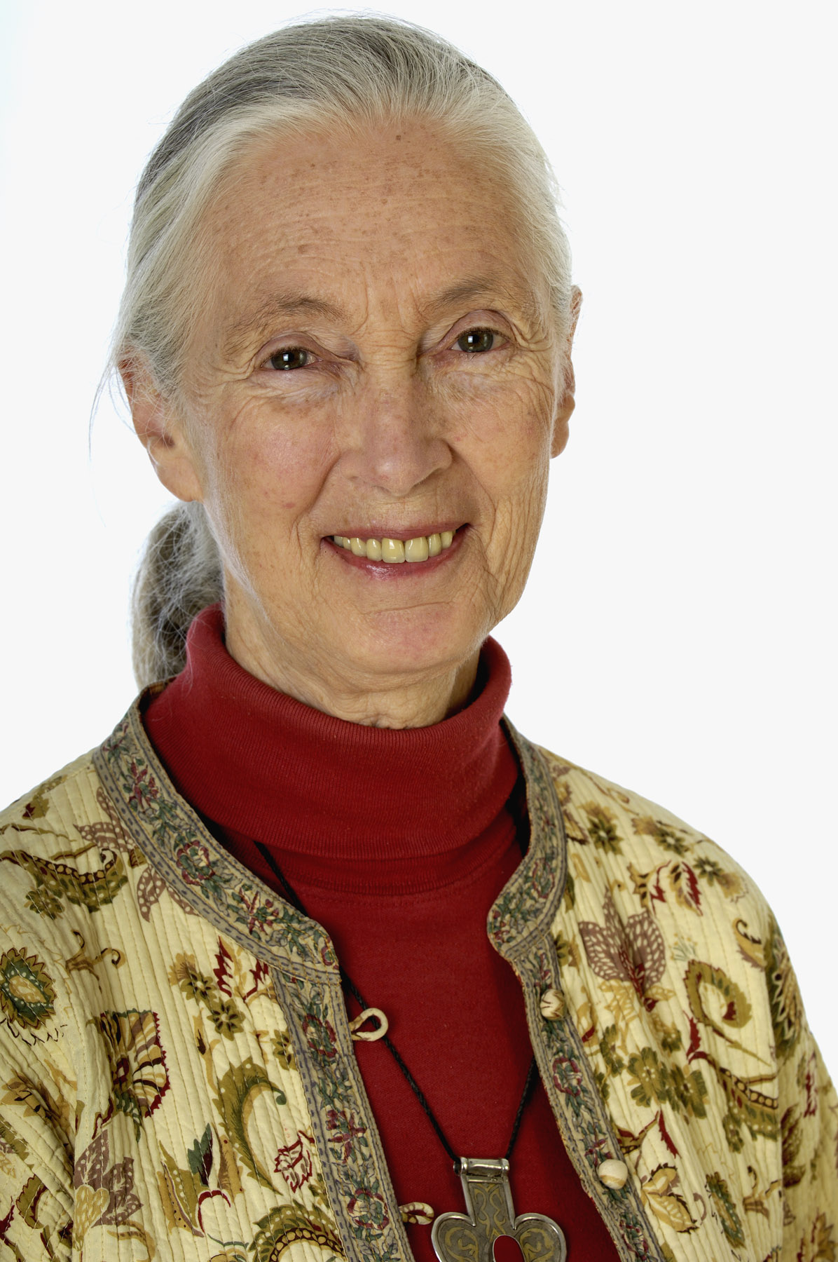 The Good Doctor Jane Goodall | Weekends in Paradelle