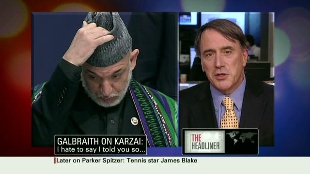 WikiLeaks: Karzai's brother denies drug dealing