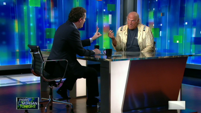 Jesse Ventura is live in studio tonight!
