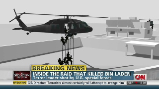 Details on the raid that ultimately killed bin Laden
