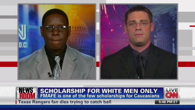scholarships for white males It's tough being a white male they can't dance they can't jump but now they can apply for a scholarship designed for them at the university of texas.