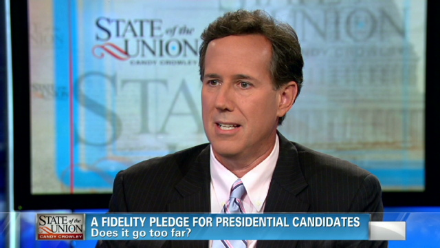 Santorum: I&#039;m running the little campaign that could
