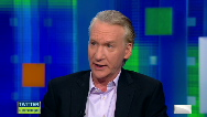 Bill Maher: Palin can become President