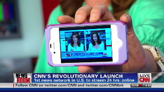 CNN.com&#039;s revolutionary video launch