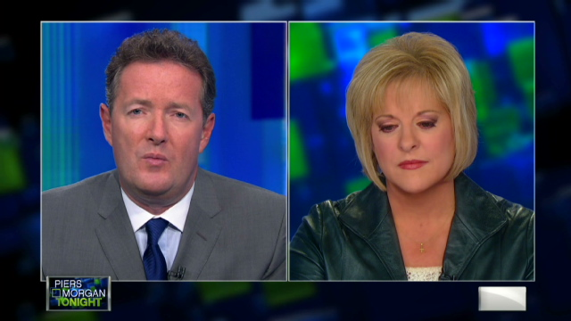 """O Meara Ford >> Nancy Grace opens up about fiance's murder: """"I went nearly 30 years without being able to ..."""