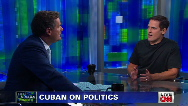 Billionaire Mark Cuban on fixing the economy