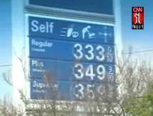 Rising gas prices