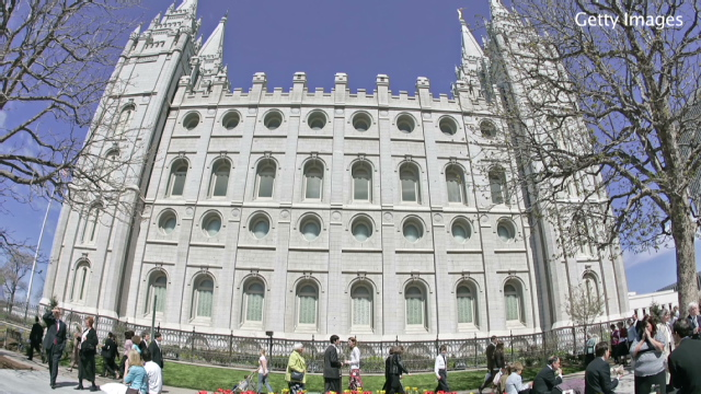 Church of Jesus Christ of Latter-day Saints remind its leadership to steer clear of politics