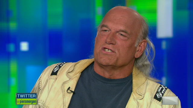 Join Piers Morgan and Jesse Ventura for a live studio audience experience!
