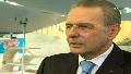 Jacques Rogge backs Olympic legacy