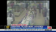 Fight to stop &#039;flash-mob&#039; violence