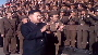 Kim Jong Un at birthday celebrations