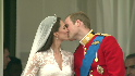 Prince kisses new bride ... twice