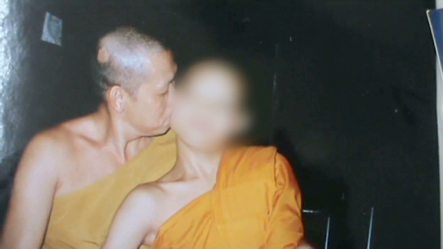 Monks sex videos