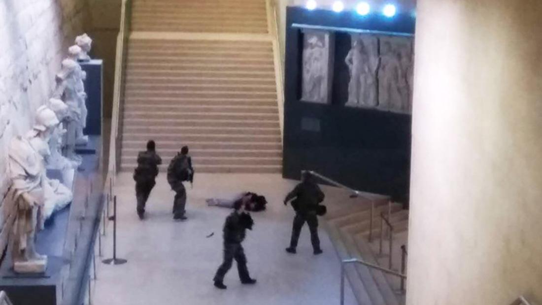 والد المتهم بهجوم متحف اللوفر الفرنسي لـCNN: ما حدث مع ابني  فيلم محروق  وقدمنا بلاغاً ضد الشرطة الفرنسية - CNNArabic.com