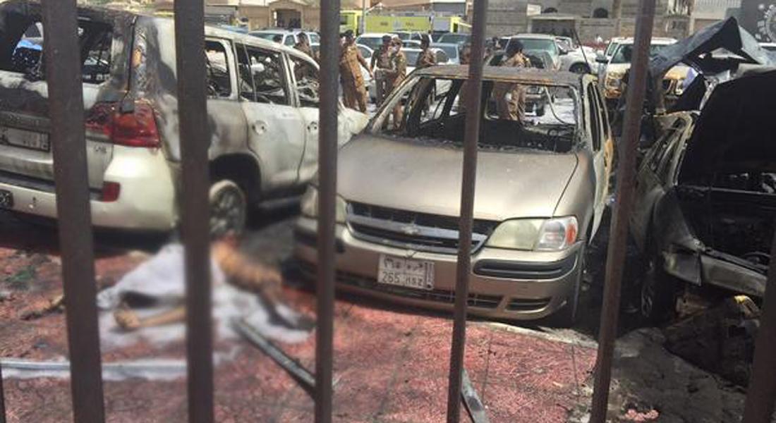 داعش يتبنى تفجير مسجد للشيعة في الدمام بالسعودية: نفذه الجزراوي واستهدف صرحا من صروح الشرك - CNNArabic.com