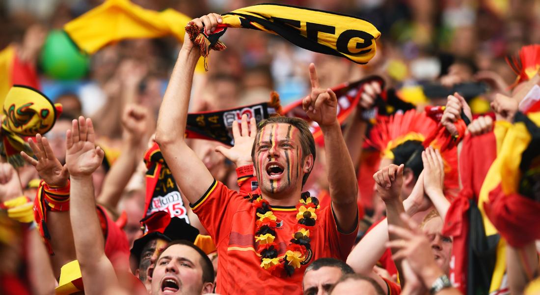 كأس العالم 2014 بلجيكا تهزم روسيا بهدف وحيد بالدقيقة 88 - CNNArabiccom