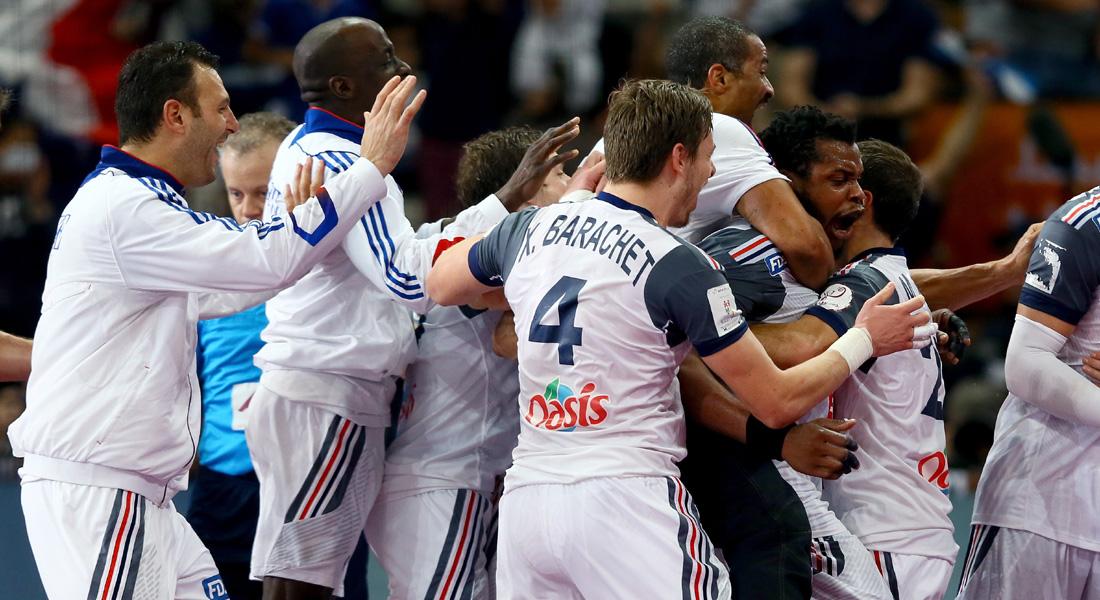 كأس العالم لكرة اليد 2015: فرنسا تتوج باللقب بفوزها على قطر 25-22 - CNNArabic.com