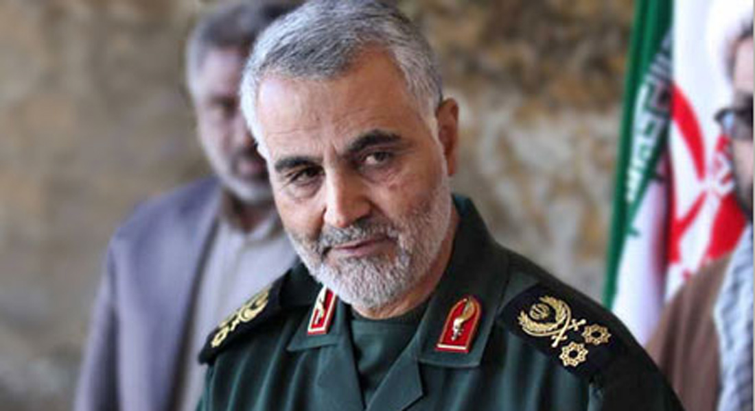 سليماني: داعش لم يتأسس للحرب في سوريا بل لمواجهة إيران - CNNArabic.com