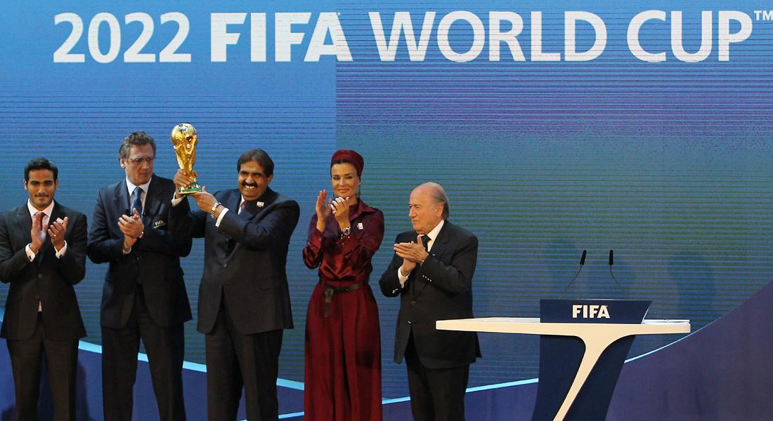 الفيفا: إقامة كأس العالم 2022 في قطر من 21 نوفمبر إلى 18 ديسمبر  - CNNArabic.com