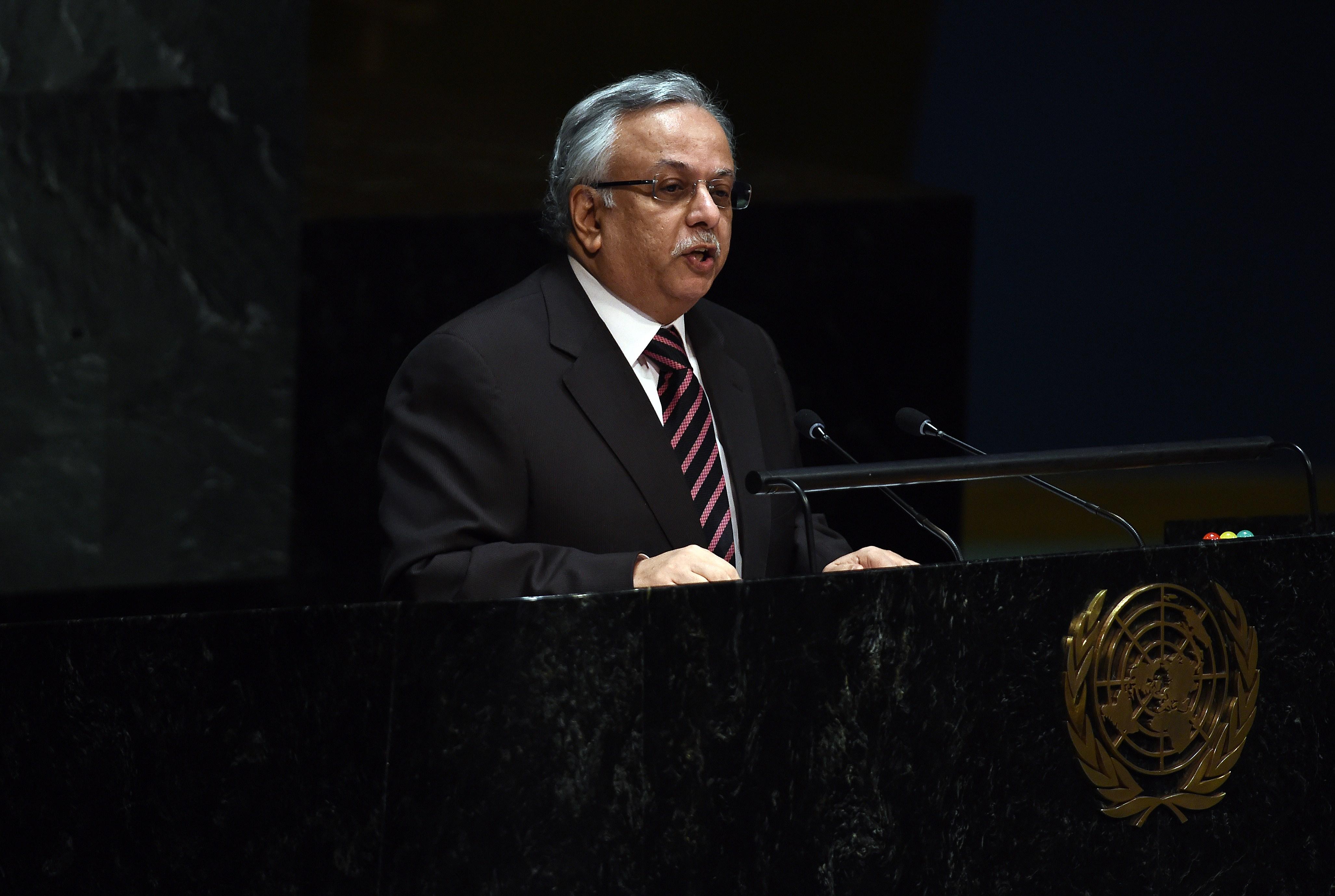 السعودية: قرار الأمم المتحدة لم يرق لمستوى معاناة سوريا - CNNArabic.com