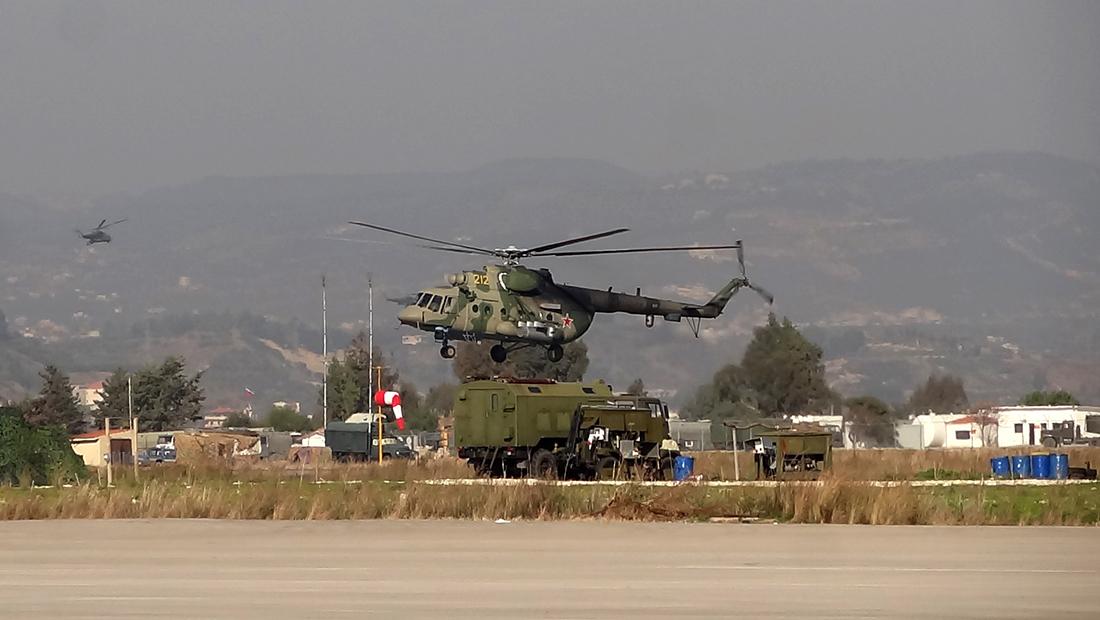 تقرير: إرسال كتيبة شرطة عسكرية روسية إلى سوريا - CNNArabic.com