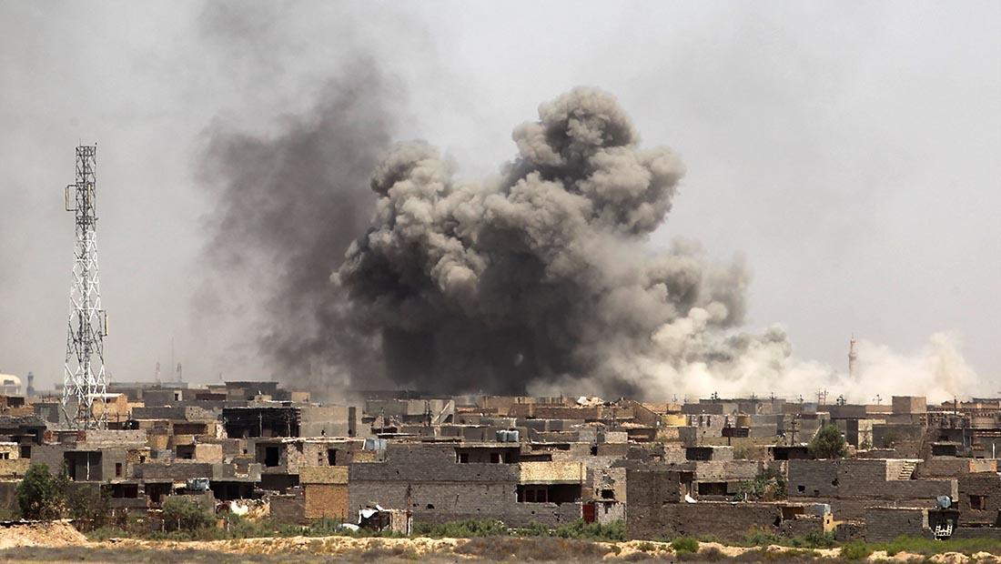 التحالف الدولي يقر بقتل 46 مدنيا بـ الخطأ  في سوريا و8 مدنيين في العراق