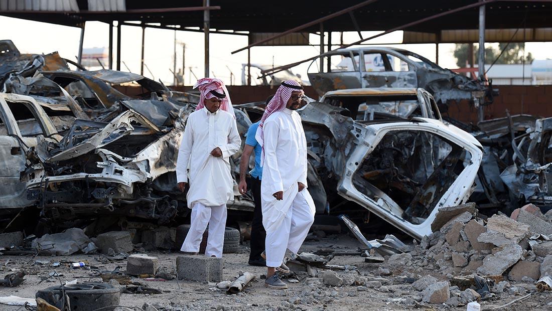 إصابة 13 مدنيا سعوديا في ظهران إثر سقوط قذائف من اليمن  - CNNArabic.com