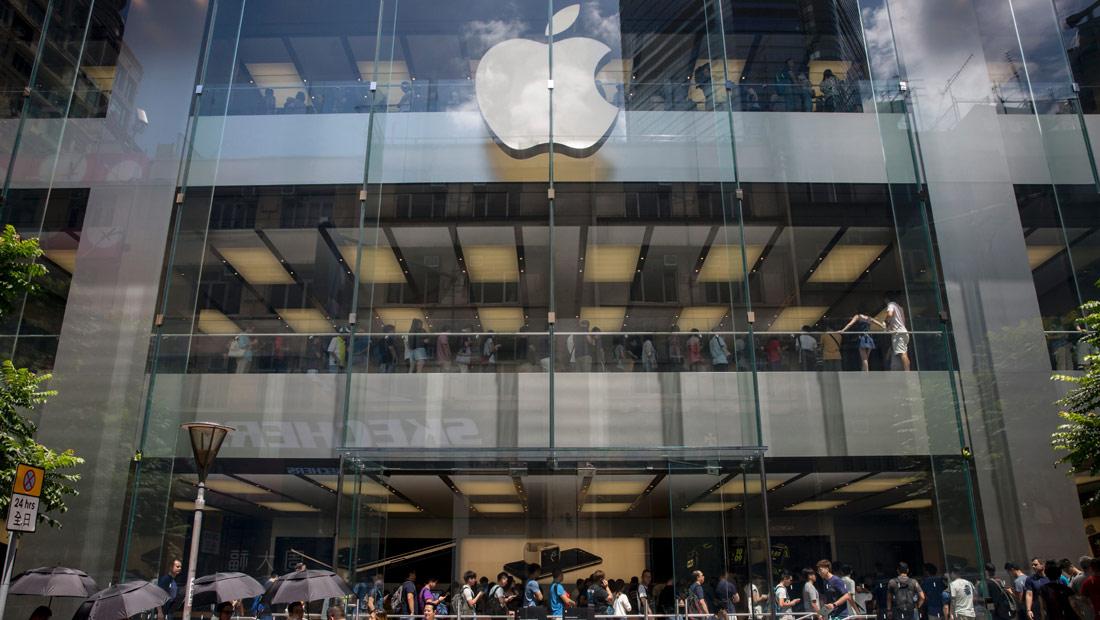 آبل تستثمر مليار دولار في صندوق التكنولوجيا الجديد الذي تنشئه مجموعة  سوفت بنك  - CNNArabic.com