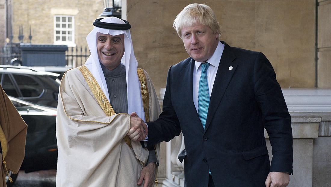 وزير خارجية بريطانية يتهم السعودية بـ إساءة استخدام الدين  لأهداف سياسية.. وحكومته تنأى بنفسها  - CNNArabic.com